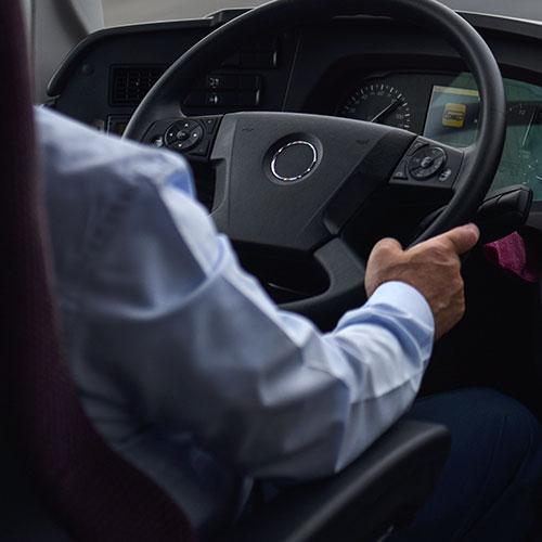 Geförderte Maßnahmen - BUS Kraftfahrer
